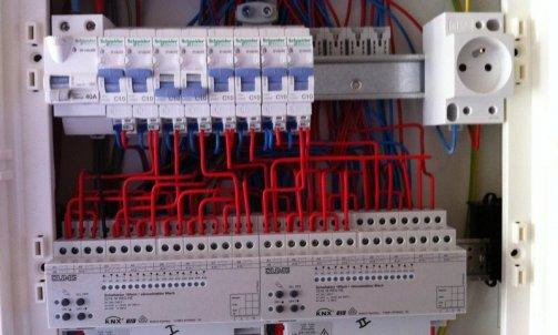 Entreprise d'électricité générale Lambesc